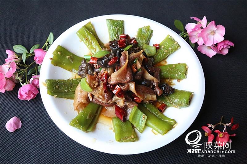 海荣客栈 不可不尝的乡村特色陕菜(8)
