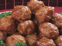 清真传统菜肴――脆皮丸子