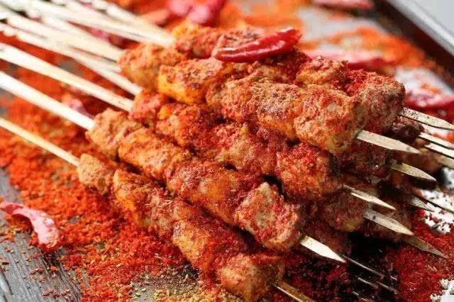 白剑波专栏 | 烤羊肉串